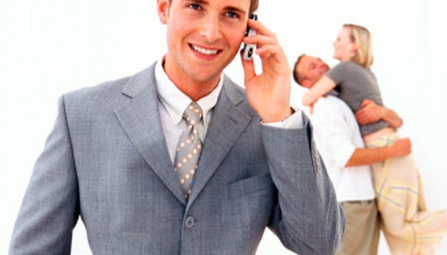 Un agente de ventas puede ganar clientes con buenas cualidades.