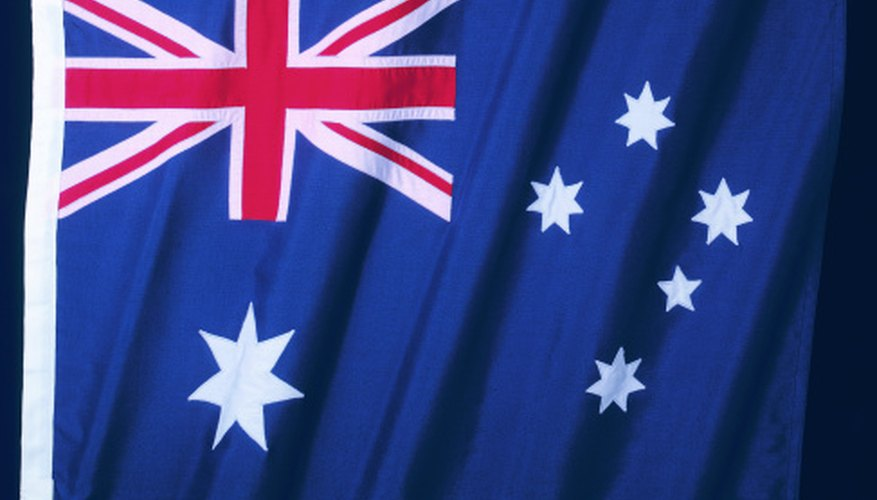 The Southern Cross is ubiquitous enough to be featured on the Australian flag.