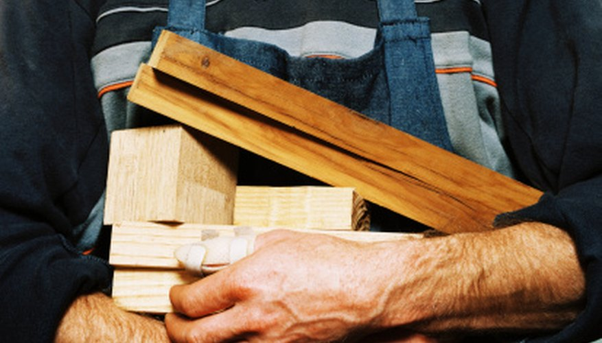 A handyman can complete a number of different projects at once.