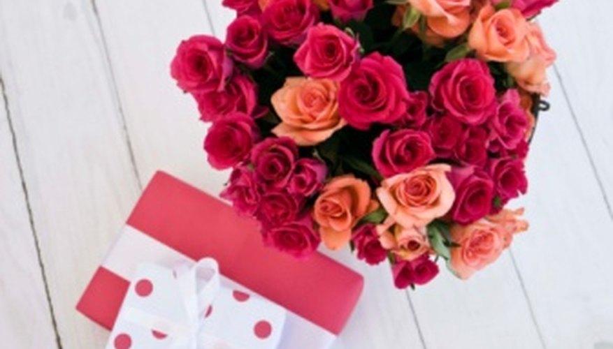 Las florerías rentables utilizan formas creativas para ganar clientes y vender sus productos.