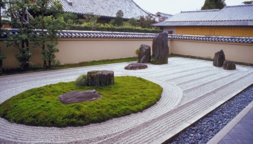 Every rock in a Zen garden has a purpose and a meaning.