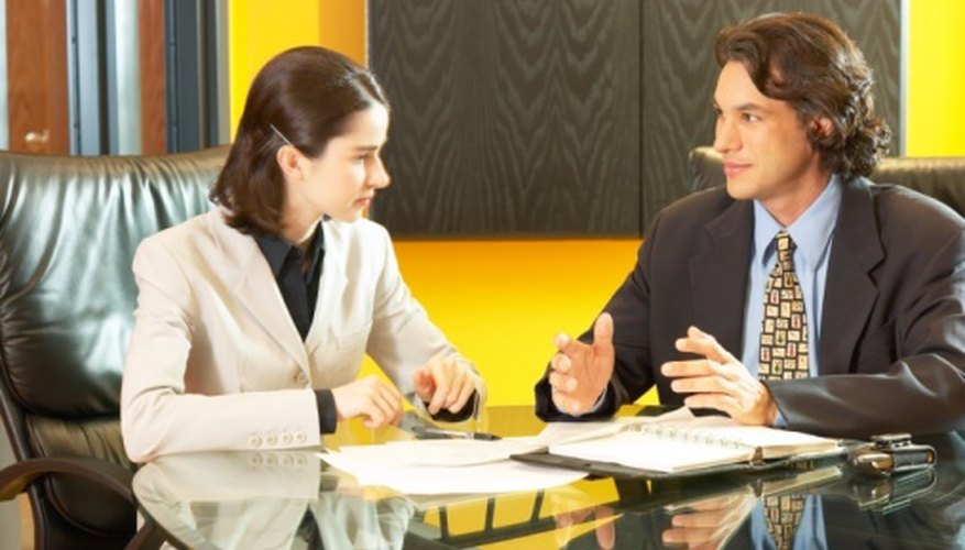 Employee recruiting is a role-specific competency.