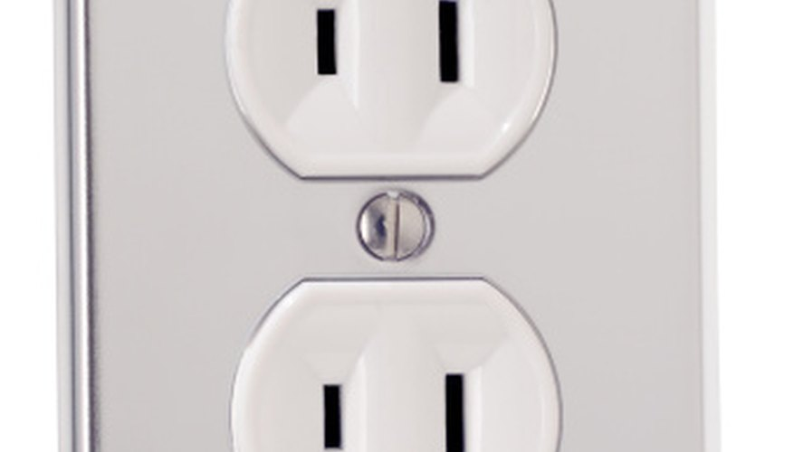 Aluminum wiring increases the risk of fire if it's incompatible with outlets.