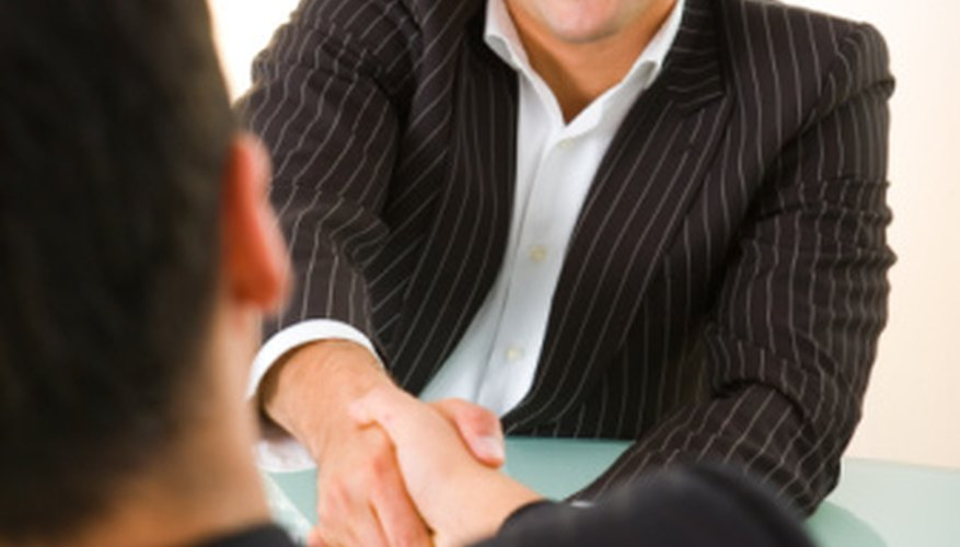 A strong letter of recommendation can help you land an interview.