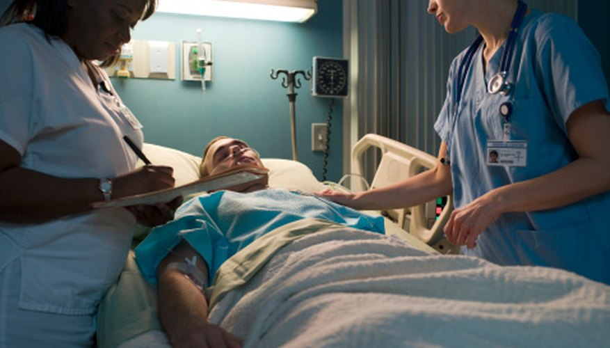 The transition from nurse to doctor involves further medical education.