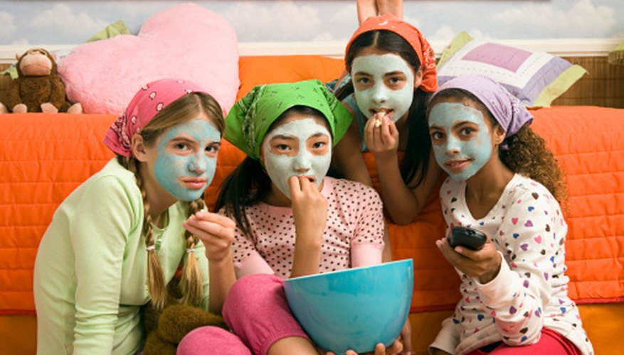 Girly Game Ideas For Sleepovers Our Pastimes