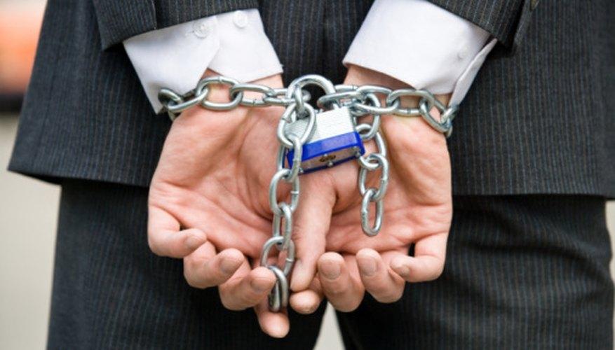 Business fraud can carry criminal penalties.