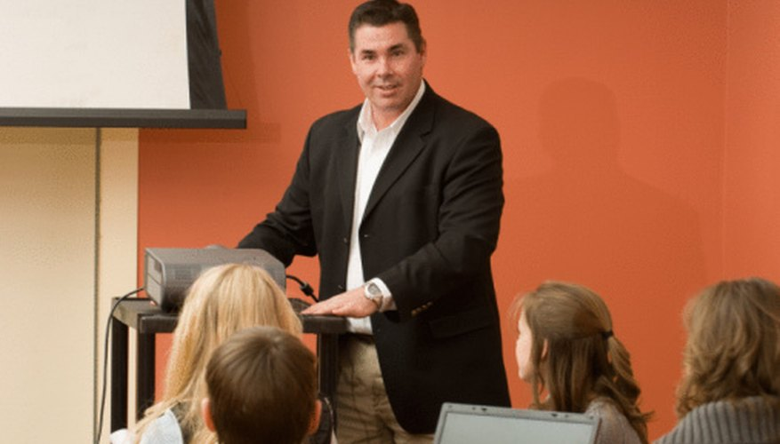 Presentations need more than just words to keep them easy to follow and interesting to watch.