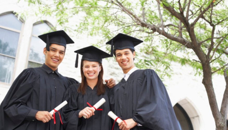Without a high school diploma, you might have to take an aptitude test to enroll in a program.