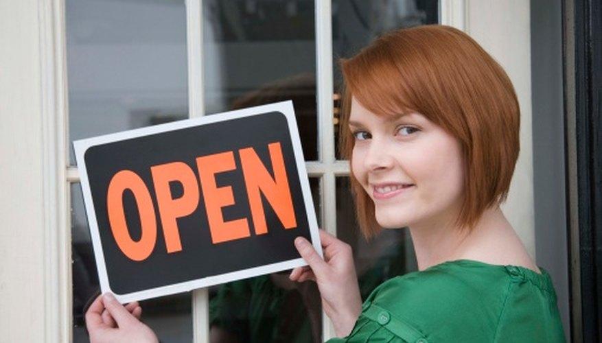 A sole-proprietorship, or single owner business, has advantages and disadvantages.