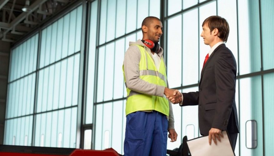 Project managers can earn a living coordinating many types of projects.