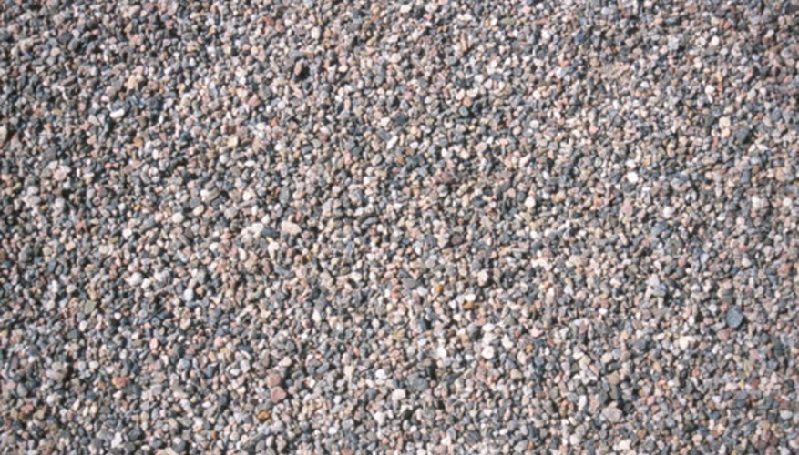 Kill plant growth in your crushed rock driveway.
