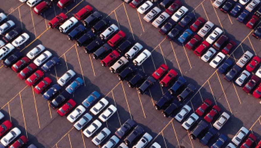 Leasing companies own many vehicles and face tremendous risk of loss.