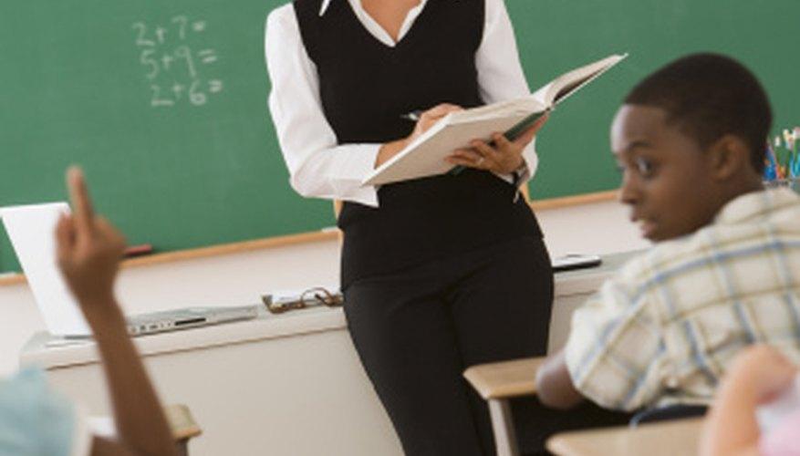 Los maestros de Texas reciben aumentos de sueldo anuales.