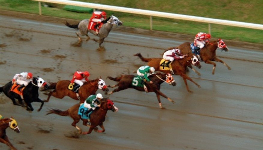 Win the Triple Crown by creating your own horse race board game.