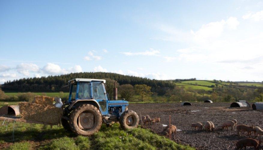 Las operaciones de agricultura mixta tienen varias ventajas y desventajas con respecto a otros tipos de agricultura.