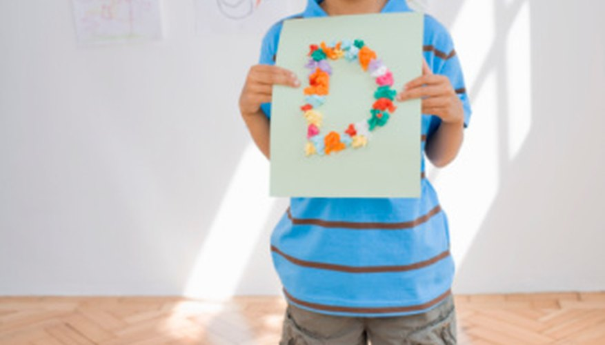 Easy Art Ideas With Tissue Paper Glue Our Pastimes