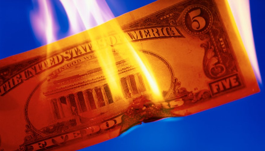 A lot of the time, thermal energy refers to energy wasted as heat -- like burning money.