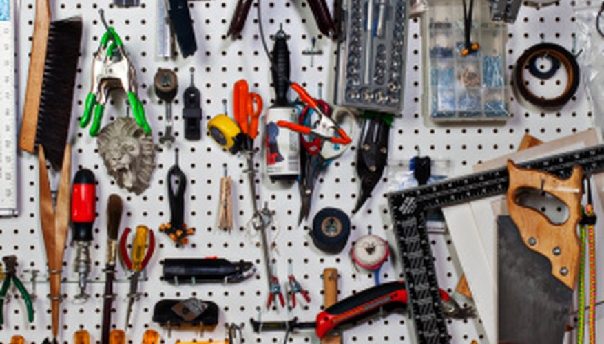 Invent a tool that can perform multiple functions and eliminate toolbox clutter.