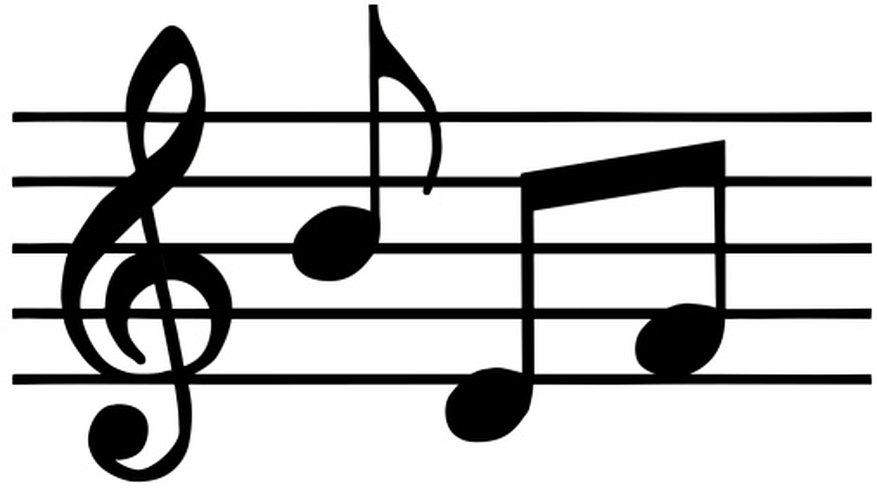 Players use the clef to identify the staff relevant to their instrument.