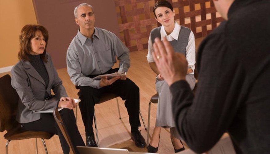 El liderazgo organizacional es parte importante del éxito de una empresa.