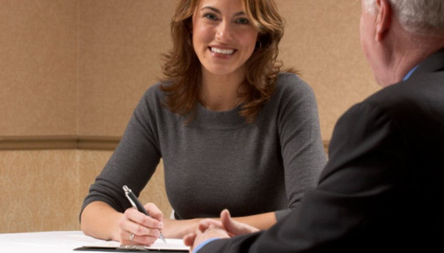 An interview offers a number of benefits for the hiring manager and the candidate.
