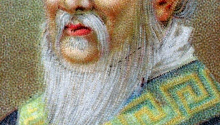 Confucius said,