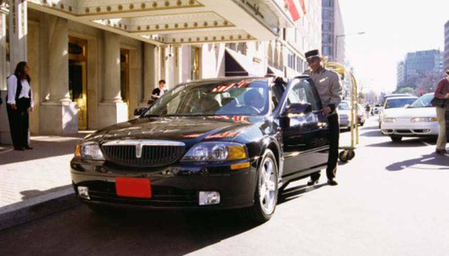 In 2008, about 136,200 valet parking attendants were working in the U.S.