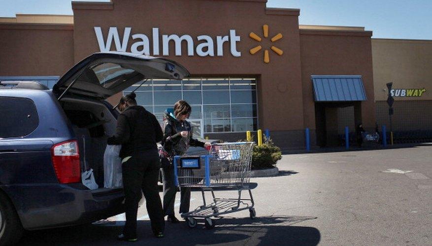 La igualación de precios de Walmart te permite tomar ventaja de precios de venta de muchas compañías en una sola tienda.
