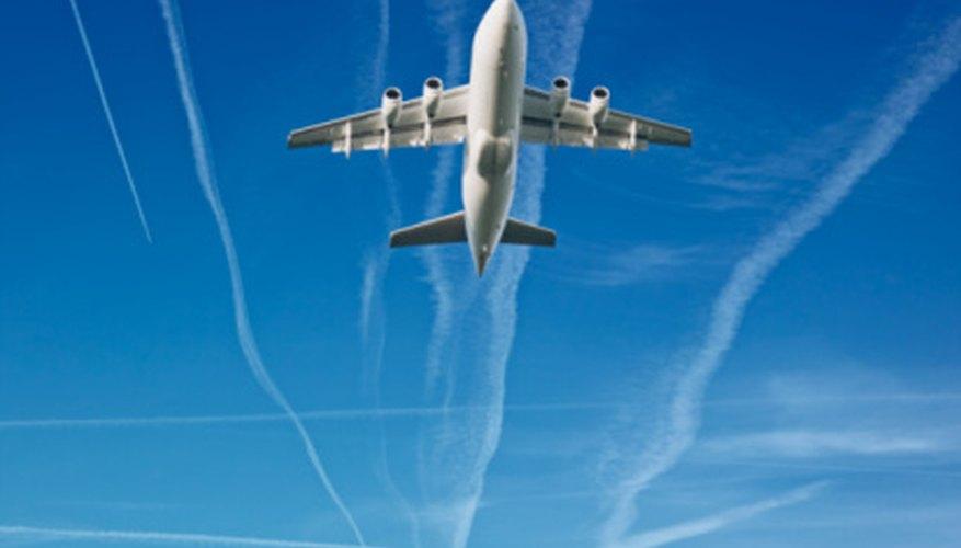 Los viajes en avión han cambiado desde la década de 1970.