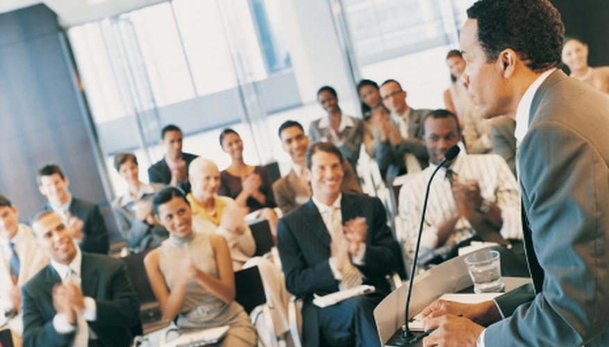 Seminar are conducted by experts.