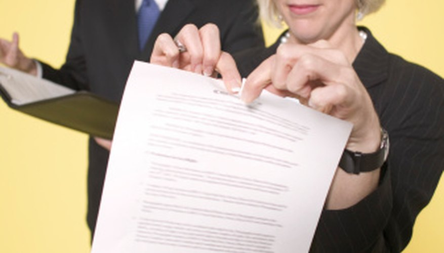A contract may be canceled without penalty under certain circumstances.