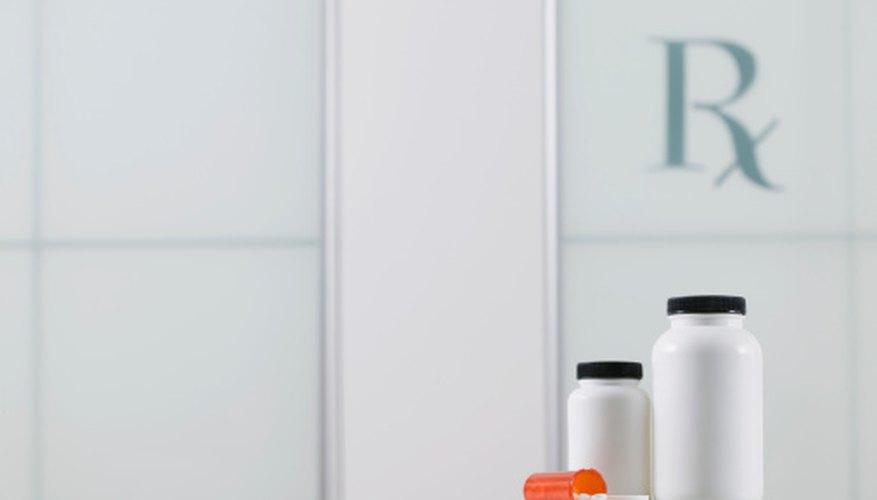 El complejo farmacéutico de EE. UU. se ha visto fuertemente afectado por los medicamentos genéricos.