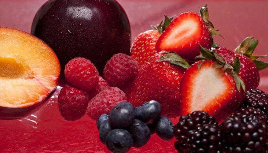 Algunas áreas restringen el transporte de frutas de un estado a otro.