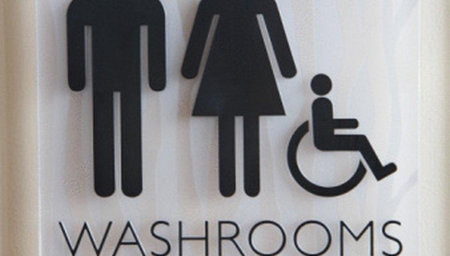 La lista de comprobación de limpieza en los baños de restaurantes mantiene la higiene en éstos.