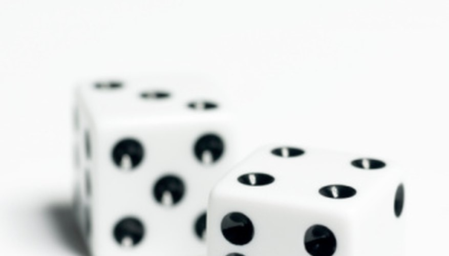 Roll the dice to determine whether to award bonus points.
