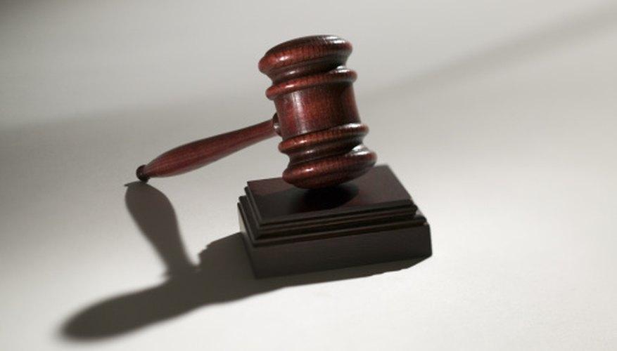 Las cartas de reconsideración convencen a un juez de reevaluar una decisión.