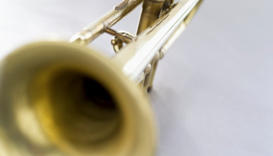 The acoustic properties of brass make it the metal of choice for metallic musical instruments.