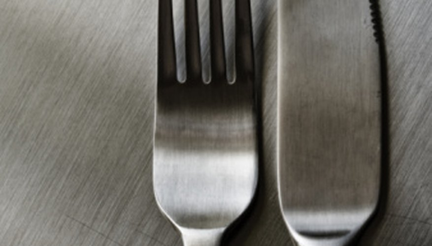 Find information about your silver flatware pattern.