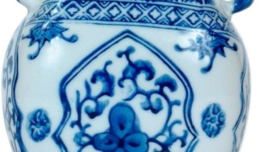 Japanese, or Nippon porcelain, is considered very valuable once authenticity is proven.