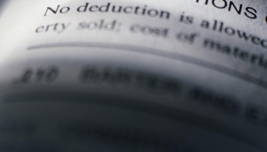 Businesses without a profit still have deductible business expenses.