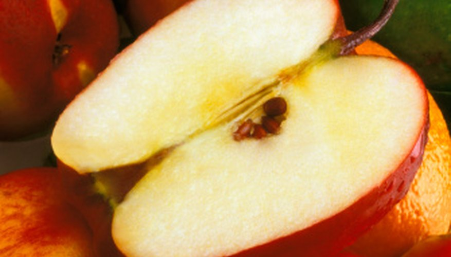 Apple seeds have many properties that will benefit your health.