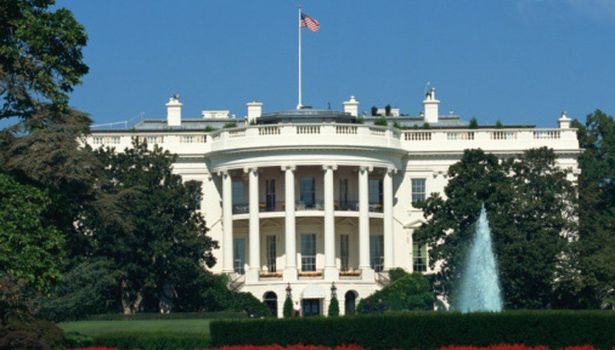 Presidents receive a pension when they leave the White House.