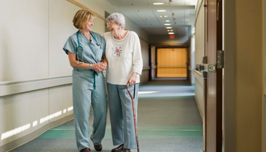 CNAs in Connecticut perform basic patient-care duties under the supervision of a Registered Nurse.