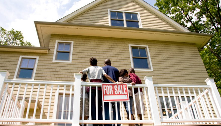 A foreclosure doesn't necessarily mean having to leave.