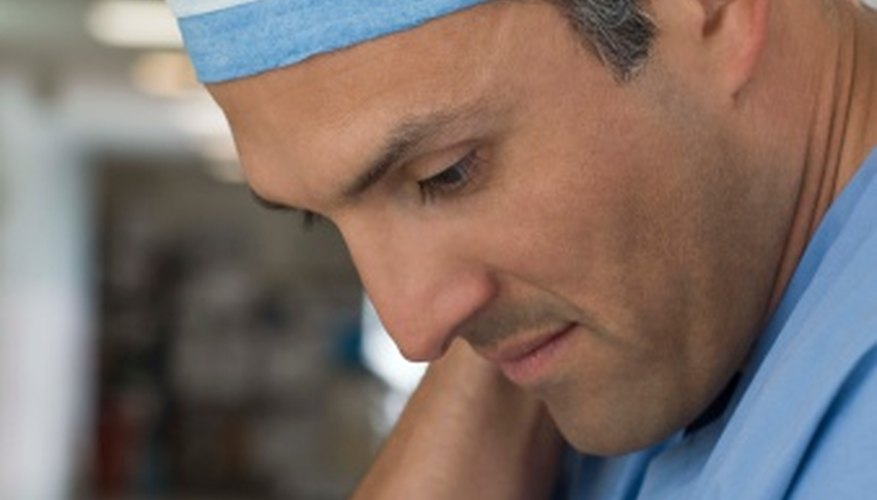 The possibility of a lawsuit is real for every physician, adding to the stress of the job.