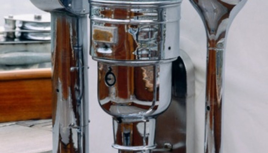 Traditional methods of chrome-plating can damage plastic.