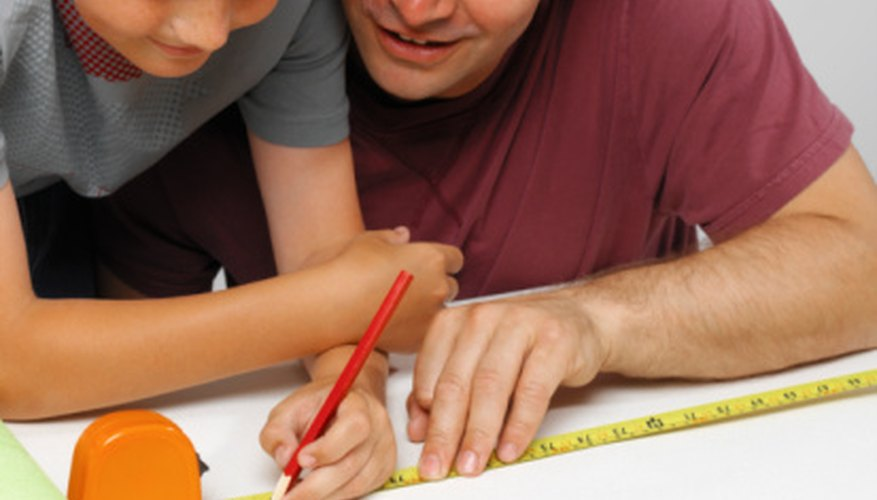 Kids can learn the basics of measurements with hands-on activities.