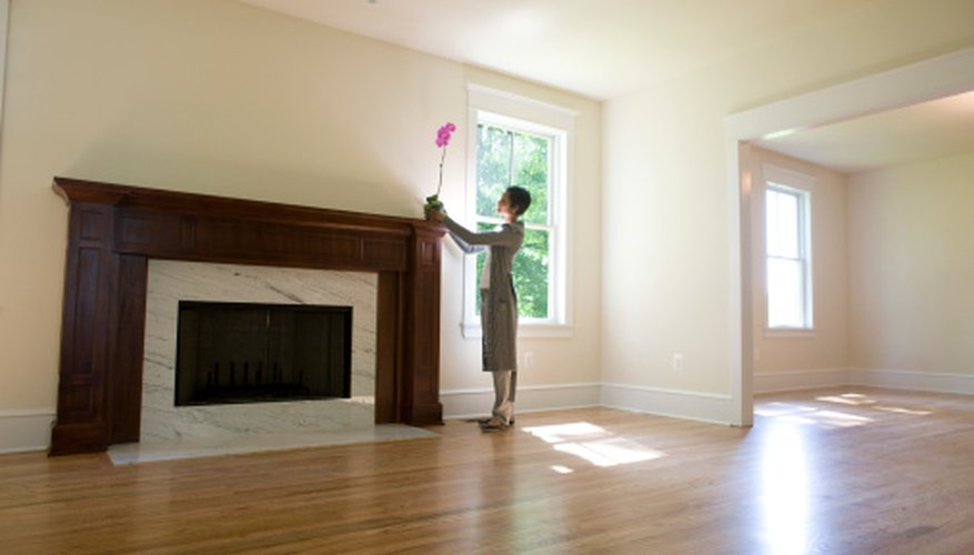 Extended hearths help protect your floors from damage caused by coals and embers.