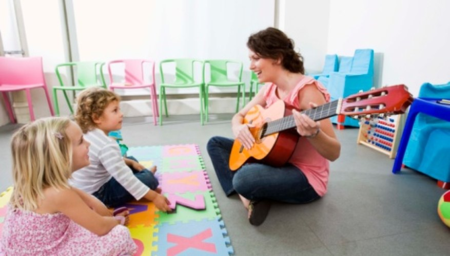 Preschool teachers in Arizona must earn certification through education and training.